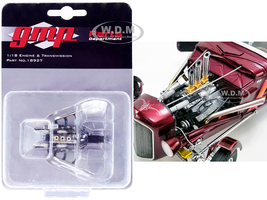 Hot Rod Flathead Engine Pack Replica from 1934 Hot Rod Roadster 1/18 Scale Model GMP 18927