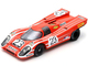 Porsche 917 K #23 Richard Attwood Hans Herrmann Winner 24H Le Mans 1970 1/18 Model Car Spark 18LM70
