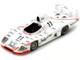 Porsche 936/81 #11 Jacky Ickx Derek Bell Winner 24H Le Mans 1981 1/18 Model Car Spark 18LM81