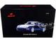 Porsche 993 Turbo S Night Blue 1/18 Model Car Spark 18S469