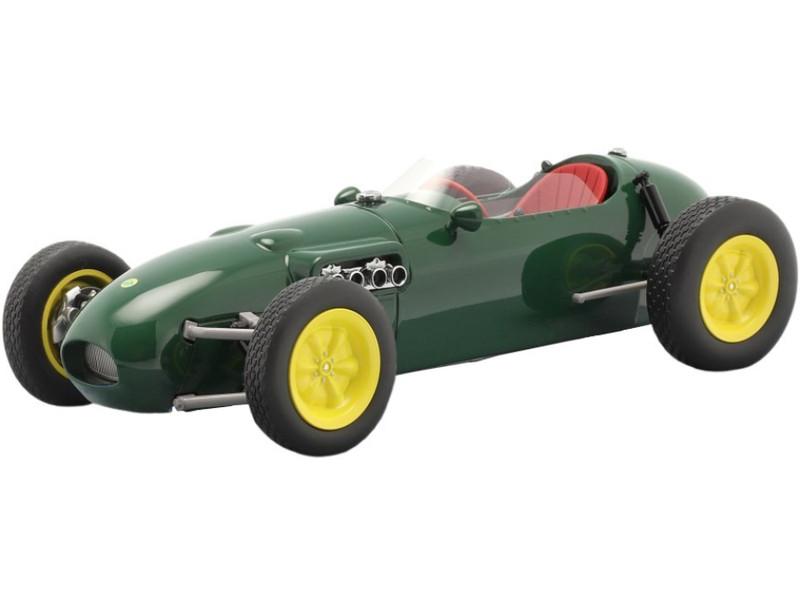 1958 Lotus 12 Green Press Version Mythos Series Limited Edition 70 pieces Worldwide 1/18 Model Car Tecnomodel TM18-164 D