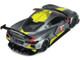 2020 Chevrolet Corvette C8R #4 Presentation Car Silver Yellow Stripes 1/18 Model Car GT Spirit GT307