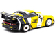 Porsche RWB 993 #7 Tarmac Yellow Black METAL OIL CAN RAUH-Welt BEGRIFF 1/64 Diecast Model Car Tarmac Works T64-017-TM