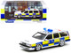 Volvo 850 Estate RHD Right Hand Drive GMP Greater Manchester Police United Kingdom Police Car 1/64 Diecast Model Car Tarmac Works T64-039-PC