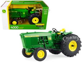 John Deere 4000 Diesel Low Profile Tractor 1/16 Diecast Model ERTL TOMY 45668