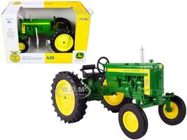 John Deere 420 Tractor Green National FFA Organization Logo 1/16 Diecast Model ERTL TOMY 45687