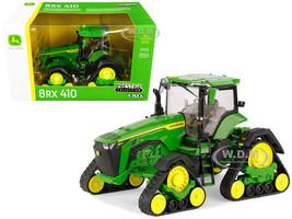 John Deere 8RX 410 Tracked Tractor Green Prestige Collection Series 1/32 Diecast Model ERTL TOMY 45707