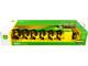 John Deere 3600 6-Bottom Plow Green 1/16 Diecast Model ERTL TOMY 45739