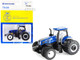 New Holland T8.410 Tractor Dual Wheels Blue National FFA Organization Logo 1/64 Diecast Model ERTL TOMY 13946