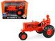 Allis-Chalmers WC Tractor Red Diecast Farmer Figurine ERTL 75th Anniversary 1945 2020 Prestige Collection Series 1/16 Diecast Model ERTL TOMY 16402