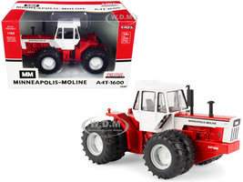 Minneapolis-Moline A4T-1600 Tractor Red White Prestige Collection Series 1/32 Diecast Model ERTL TOMY 16404