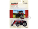 Case IH Maxxum 145 Tractor Front Loader Red Black Case IH Agriculture Series 1/64 Diecast Model ERTL TOMY 44148