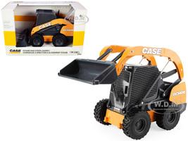 Case SV340B Skid Steer Loader Orange Dark Gray Case Construction Series 1/16 Diecast Model ERTL TOMY 44197