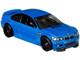BMW M3 E45 Blue Metallic Deutschland Design Series Diecast Model Car Hot Wheels GRJ72