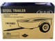 Steel Trailer Pull-Behind Pedal Tractors Compatible with All ERTL Pedal Tractors ERTL TOMY 12994 A