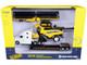 New Holland Hauling Set 4 pieces 1/64 Diecast Models ERTL TOMY 13949