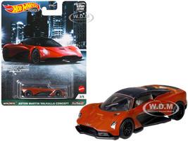 Aston Martin Valhalla Concept Exotic Envy Series Diecast Model Car Hot Wheels GRJ75