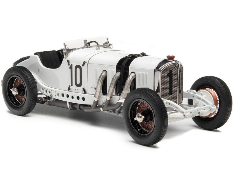 Mercedes Benz SSKL #10 Hans Stuck Grand Prix Germany 1931 Limited Edition 800 pieces Worldwide 1/18 Diecast Model Car CMC M-188