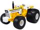 Minneapolis-Moline G940 Tractor Terra Tires Yellow White Classic Series 1/16 Diecast Model SpecCast SCT774