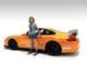 Car Meet 1 Figurine V 1/18 Scale Models American Diorama 76281