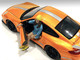 Car Meet 1 Figurine III 1/24 Scale Models American Diorama 76379