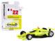 Dallara IndyCar #22 Simon Pagenaud Menards Team Penske NTT IndyCar Series 2021 1/64 Diecast Model Car Greenlight 11505