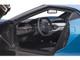 2017 Ford GT Liquid Blue Metallic 1/12 Model Car Autoart 12107