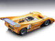 McLaren M8F #7 Peter Revson Winner Can-Am Watkins Glen 1971 Mythos Series Limited Edition 350 pieces Worldwide 1/18 Model Car Tecnomodel TM18-156B