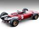 Ferrari 312 F1 #6 Ludovico Scarfiotti Winner Formula One F1 Monza Grand Prix 1966 Mythos Series Limited Edition 245 pieces Worldwide 1/18 Model Car Tecnomodel TM18-163A