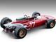 Ferrari 312 F1 #17 John Surtees Formula One F1 Monaco Grand Prix 1966 Mythos Series Limited Edition 205 pieces Worldwide 1/18 Model Car Tecnomodel TM18-163C