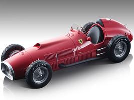 1952 Ferrari 375 F1 Indy Racing Red Press Version Mythos Series Limited Edition 110 pieces Worldwide 1/18 Model Car Tecnomodel TM18-193A