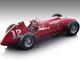 Ferrari 375 F1 Indy #12 Alberto Ascari 36th Indianapolis 500 Mile 1952 Mythos Series Limited Edition 360 pieces Worldwide 1/18 Model Car Tecnomodel TM18-193B