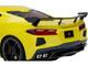 Chevrolet Corvette Stingray Accelerate Yellow Metallic 1/18 Model Car Top Speed TS0286