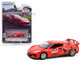 2020 Chevrolet Corvette C8 Stingray Red Official Pace Car 104th Running of the Indianapolis 500 Hobby Exclusive 1/64 Diecast Model Car Greenlight 30227