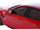Alfa Romeo Giulia GTAM Rosso GTA Red Carbon Top Carbon Accents DISPLAY CASE Limited Edition 390 pieces Worldwide 1/18 Model Car BBR C1852