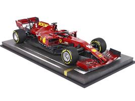 Ferrari SF1000 Formula One F1 Tuscan Grand Prix 1000 GP Museum Galleria Ferrari DISPLAY CASE Limited Edition 350 pieces Worldwide 1/18 Diecast Model Car BBR SF1000DIE