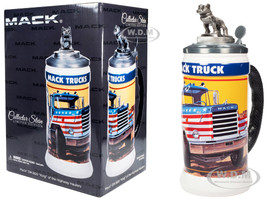 """Collector Stein 10"""" Mack DM800 King of the Highway Haulers MPC AWAC010"""