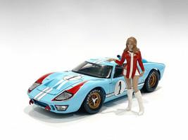 Race Day 2 Figurine V 1/24 Scale Models American Diorama 76399