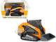 Case TV450B Compact Track Loader Orange Dark Gray Case Construction Series 1/16 Diecast Model ERTL TOMY 44196