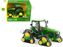 John Deere 8RX 410 Track Tractor Green Prestige Collection Series 1/64 Diecast Model ERTL TOMY 45726