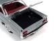 1961 Pontiac Catalina Hardtop Richmond Gray Metallic Red Interior American Muscle 30th Anniversary 1991 2021 1/18 Diecast Model Car Autoworld AMM1254