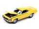 1969 Chevrolet Camaro SS Yellow 1967 Chevrolet Camaro SS White Baldwin Motion Performance Set of 2 pieces 1/64 Diecast Model Cars Johnny Lightning JLPK013 JLSP162 A