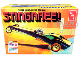 Skill 2 Model Kit Stingaree Custom Dragster 1/25 Scale Model AMT AMT1259