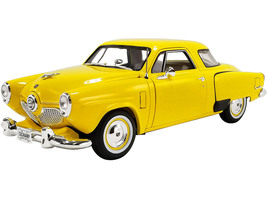 1951 Studebaker Champion Solar Yellow Limited Edition 250 pieces Worldwide 1/18 Diecast Model Car ACME A1809203
