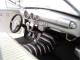 1949 Ford Street Rod Silver 1/24 Diecast Car Unique Replicas 18586