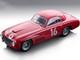 Ferrari 166 S Coupe Allemano RHD Right Hand Drive #16 Clemente Biondetti Giuseppe Navone Winner Mille Miglia 1948 Mythos Series Limited Edition 140 pieces Worldwide 1/18 Model Car Tecnomodel TM18-155 B
