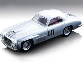 errari 166 S Coupe Allemano RHD Right Hand Drive #611 Giampiero Bianchetti Giulio Sala Mille Miglia 1949 Mythos Series Limited Edition 80 pieces Worldwide 1/18 Model Car Tecnomodel TM18-155 C