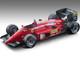 1985 Ferrari 156-85 Michele Alboreto Press Version Mythos Series Limited Edition 60 pieces Worldwide 1/18 Model Car Tecnomodel TM18-201 A