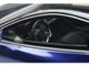 McLaren GT Namaka Blue Metallic Black Top Limited Edition 999 pieces Worldwide 1/18 Model Car GT Spirit GT818