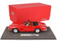 1967 Ferrari 275 GTS/4 NART Convertible Red Brown Interior DISPLAY CASE Limited Edition 162 pieces Worldwide 1/18 Model Car BBR 1816C1